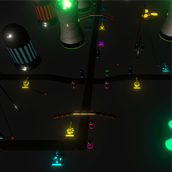 Neon Tower Defense